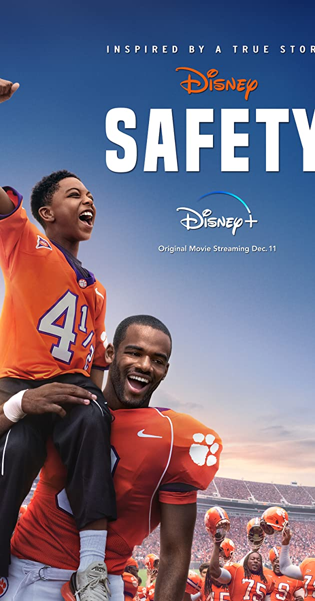 image poster from imdb - Safety(2020) • Movie