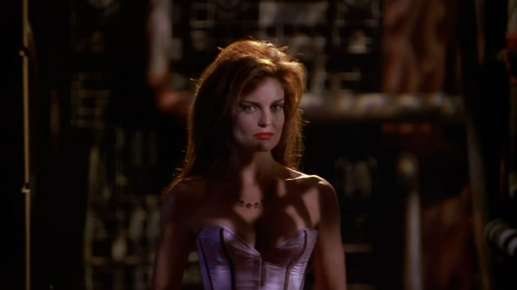 Tracy Scoggins in Babylon 5: The River of Souls (1998)
