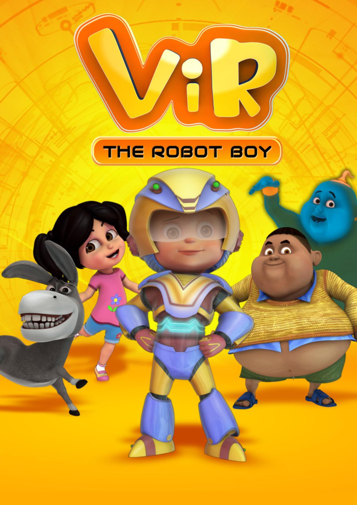 Vir the robot boy all episodes download