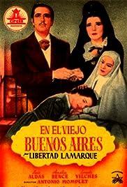 En el viejo Buenos Aires Poster
