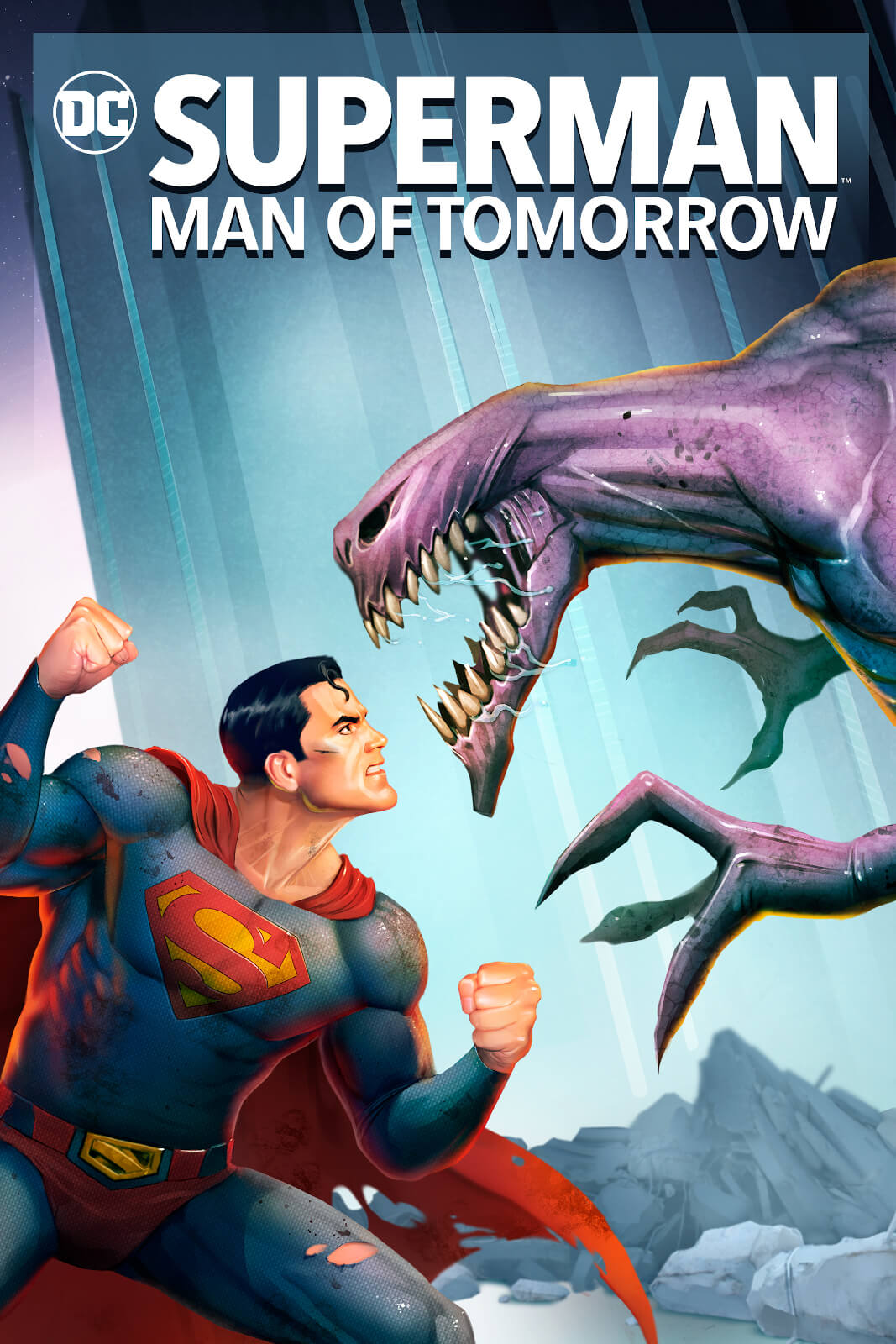 Superman: Man of Tomorrow (Video 2020) - IMDb