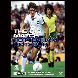 Top free download sites for movies The Big Match: Tottenham Hotspur UK [320x240]