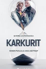 Pirjo Lonka and Pelle Heikkilä in Karkurit (2021)