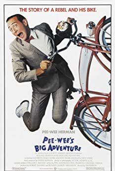 Paul Reubens in Pee-wee's Big Adventure (1985)
