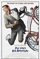 Pee-wee's Big Adventure (1985) Poster