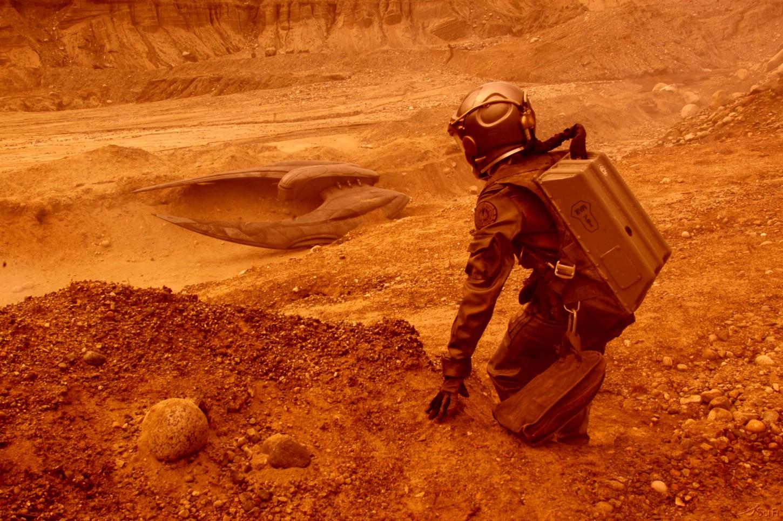 Katee Sackhoff in Battlestar Galactica (2004)