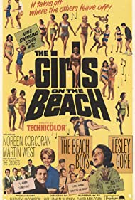 The Girls on the Beach (1965) Poster - Movie Forum, Cast, Reviews