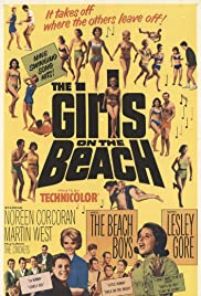 The Girls on the Beach Poster