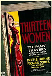 Thirteen Women (1932) Poster - Movie Forum, Cast, Reviews
