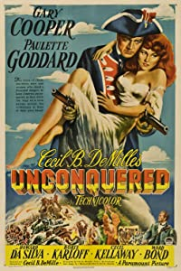 Movies downloaded free Unconquered by Cecil B. DeMille [Mkv]