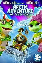 Arctic Adventure: On Frozen Pond Poster