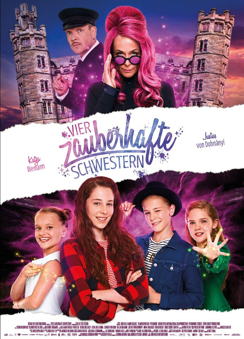 Watch Sprite Sisters - Vier zauberhafte Schwestern free soap2day