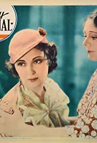 Dorothy Jordan and Marjorie Rambeau in Strictly Personal (1933)