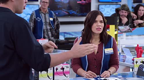 Superstore: Amy's Dirty Laundry