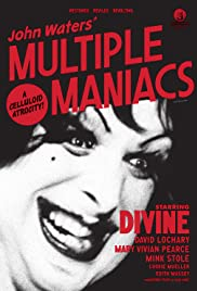Multiple Maniacs (1970) 720p