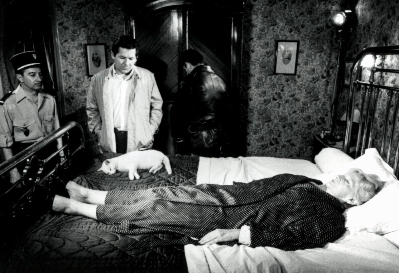 Yves Pignot in Hôtel de police (1985)