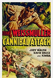 Cannibal Attack Poster