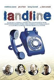 Tom Arnold, Jim O'Heir, Betsy Brandt, and Matthew Aaron in Landline (2017)