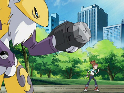 Renamon Tai Guilmon! Tatakai Koso ga Digimon no Inochi