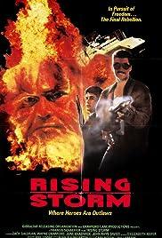 Rising Storm(1989) Poster - Movie Forum, Cast, Reviews