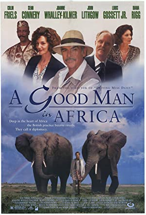 Where to stream A Good Man in Africa