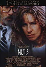 Nuts (1987) Poster - Movie Forum, Cast, Reviews