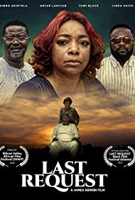 Bimbo Akintola and Moses Olufemi in Last Request (2019)