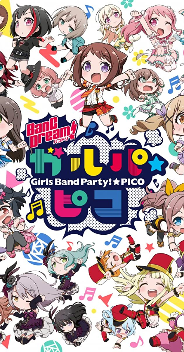 descarga gratis la Temporada 2 de BanG Dream! Girls Band Party! PICO o transmite Capitulo episodios completos en HD 720p 1080p con torrent
