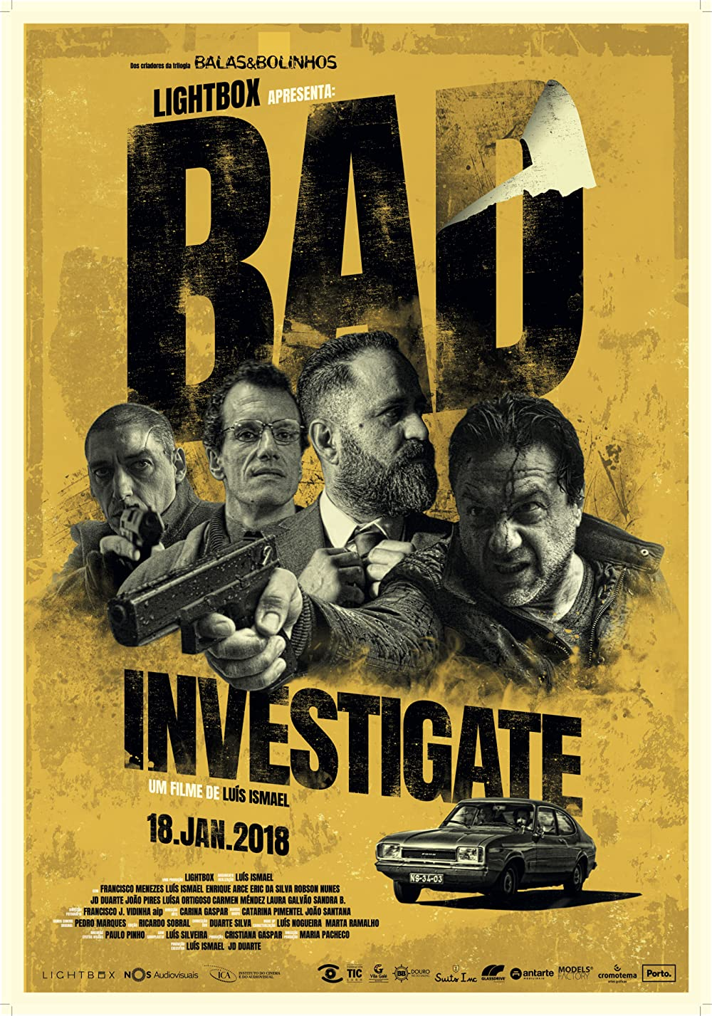 Bad Investigate 2018 Hindi ORG Dual Audio 1080p HDRip ESubs 2.5GB x264 AAC