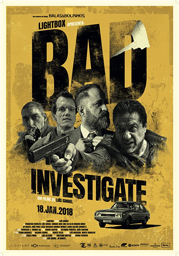 Bad Investigate  2018 UNCUT Dual Audio Hindi 720p HDRip 1.3GB