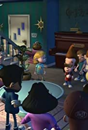 The Adventures Of Jimmy Neutron Boy Genius Party At Neutrons