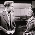 Broderick Crawford and Frances Farmer in Badlands of Dakota (1941)