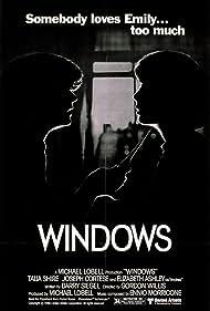 Talia Shire and Elizabeth Ashley in Windows (1980)