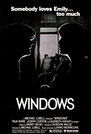 Windows (1980) Poster - Movie Forum, Cast, Reviews