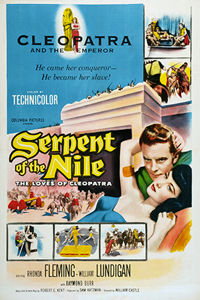 18+ Serpent of the Nile 1953 English Full Movie 300MB WEBRip Download