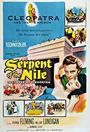 Serpent of the Nile(1953) Poster - Movie Forum, Cast, Reviews