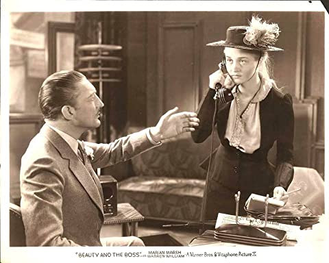 Image result for beauty and the boss 1932