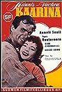 Kaunis Kaarina (1955) Poster