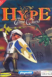 Hype: The Time Quest Poster