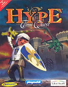 Watch online french movie Hype: The Time Quest [640x960]
