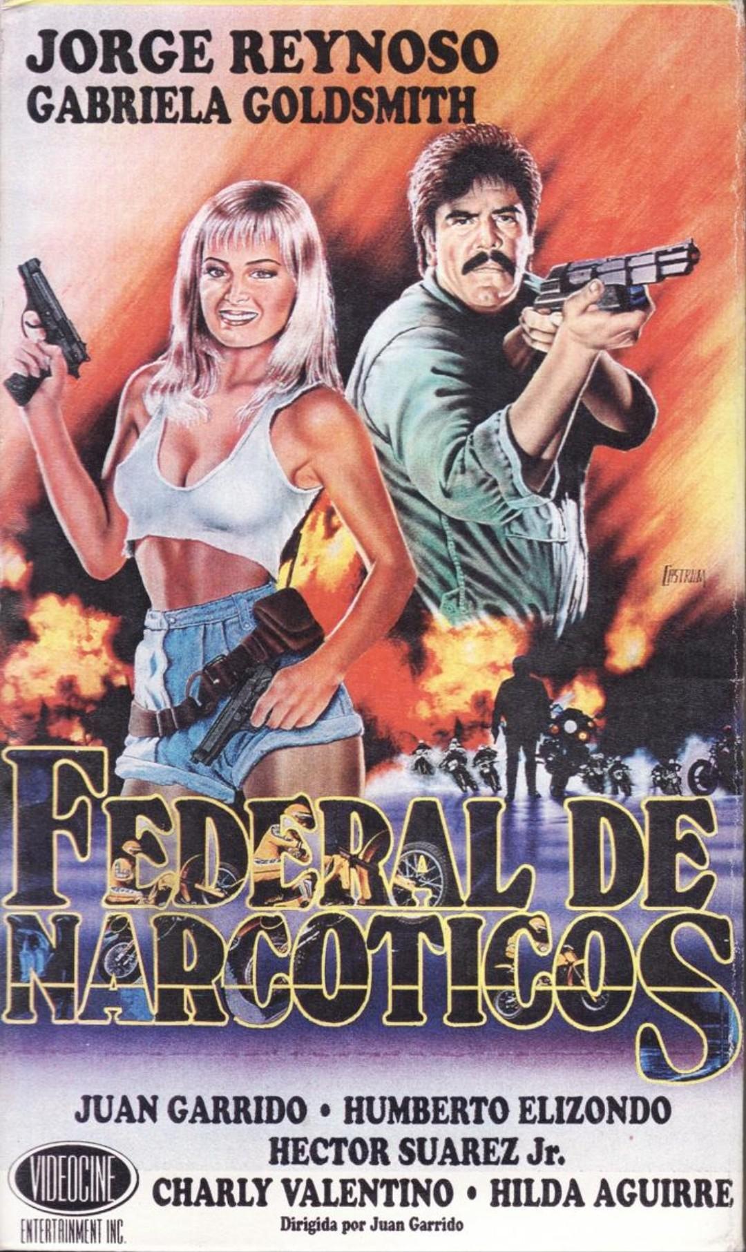 Federal de narcoticos (Division Cobra) (1991)
