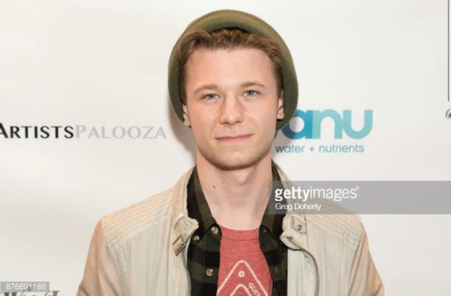 Harry Boxley attends With Love From California: A Night Of One Act Plays Benefiting Hurricane Relief Efforts Through Team Rubicon at The Pico Playhouse on November 19, 2017 in Los Angeles, California.