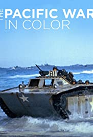 Watch Free The Pacific War in Color (2018)