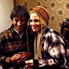 Mary-Louise Parker and Scott Glenn in Reckless (1995)