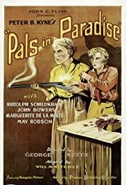 Pals in Paradise Poster