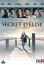 Le secret d'Elise Poster