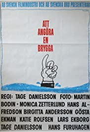 Att angöra en brygga (1965) Poster - Movie Forum, Cast, Reviews
