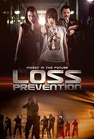 Al Snow, Lauren Albert, and Abisha Uhl in Loss Prevention (2018)