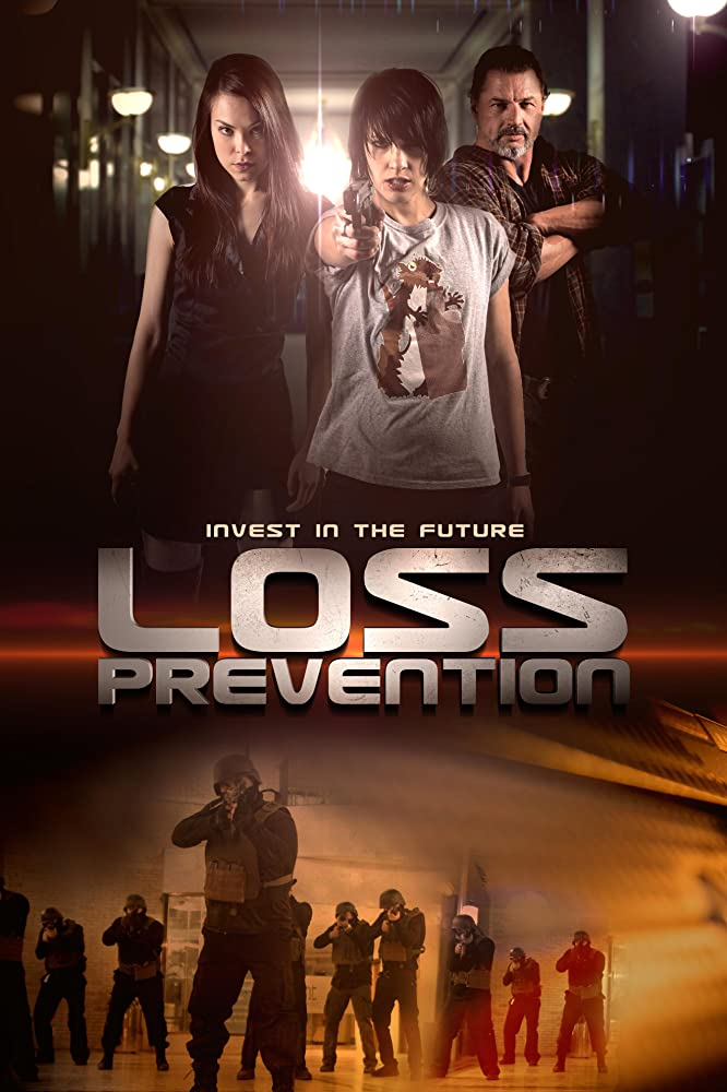 Loss Prevention (2018) English 720p HDRip 800MB ESubs