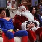 Courteney Cox, Matt LeBlanc, and Matthew Perry in Friends (1994)